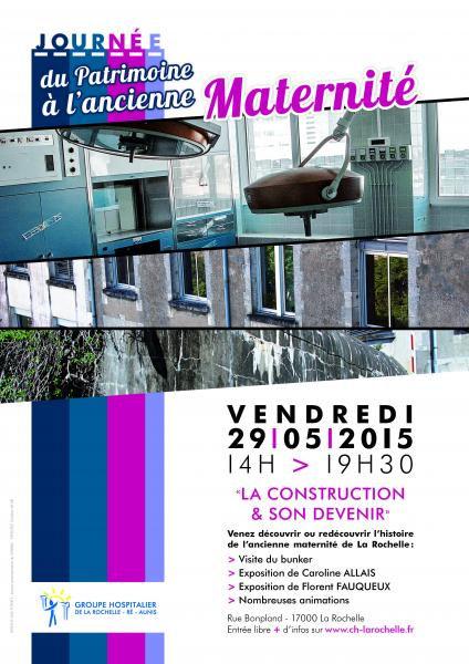 Urbex : Expo journée du patrimoinde de La Rochelle | Evidence, Caroline Allais