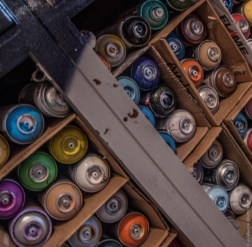 La Belle Vitry'N La maison du street art
