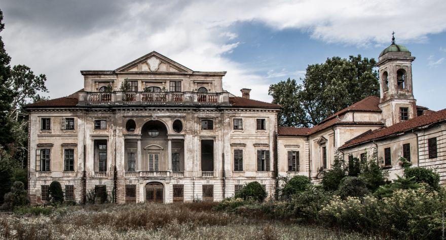Villa abandonnée