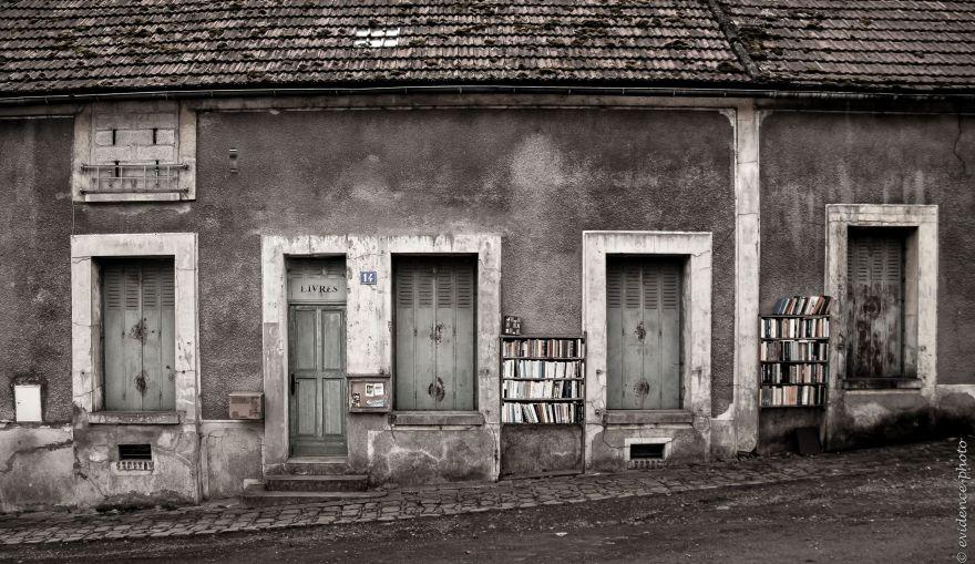 urbex- village fantôme